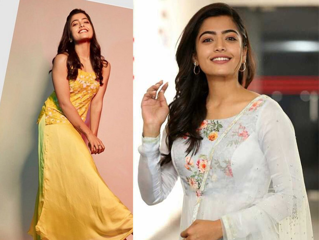Rashmika Awesome Pictures