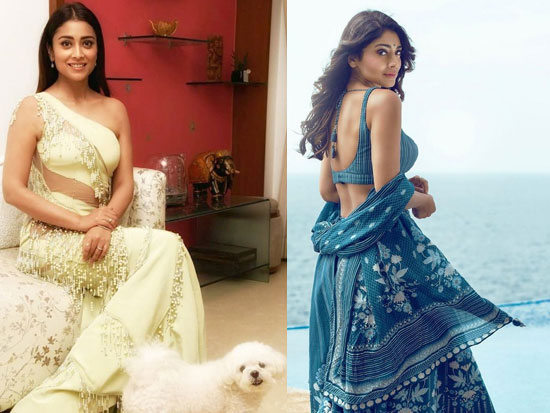 Shriya Saran Gallery Pictures