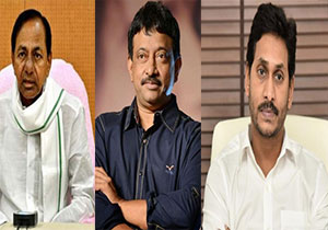 Netizens Asking RGV That is He can do films on Jagan and KCR