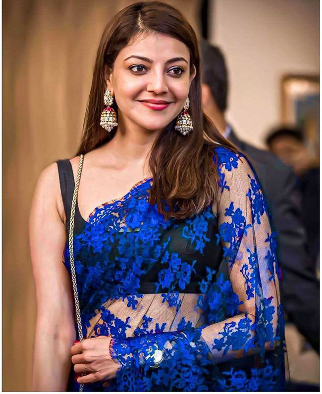 Kajal To Act In The Remake Of An International Web Series