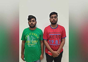 Rachakond polices Arrested Two mens On Sand smuggling