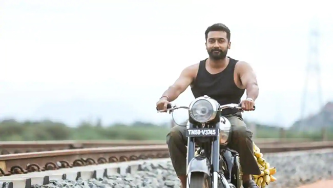 Suriya On about his Upcoming Movie Budget
