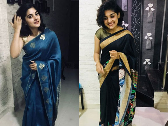 Nivetha Thomas New Stills