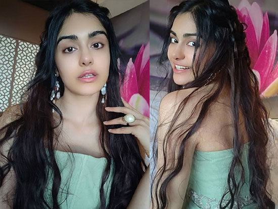 Adah Sharma New Gallery