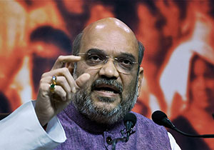 Amit Shah tests positive for COVID 19