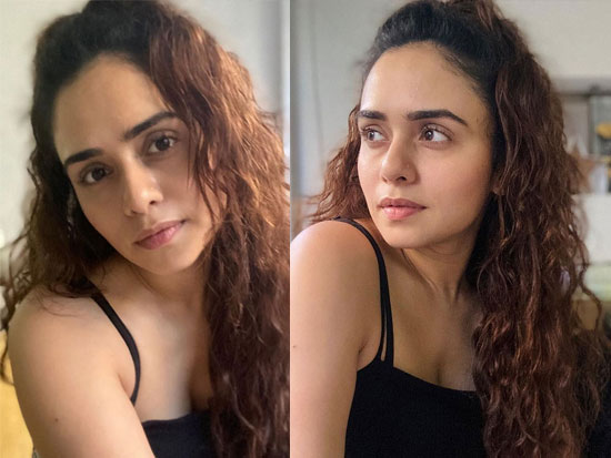 Amruta Khan Vilkar New Photos