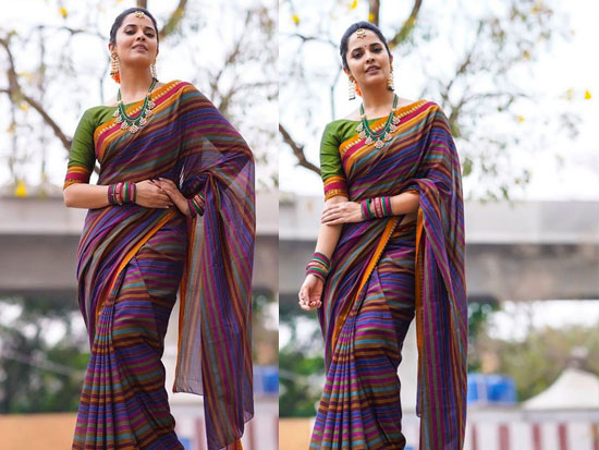 Anasuya Latest Photoshoot pics