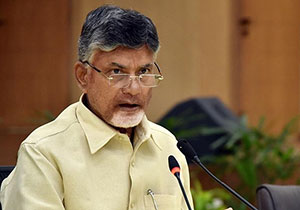 Chandrababu Angry on YS Jagan over Amaravati Issue