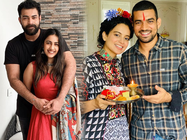 Celebs Rakhi Celebrations