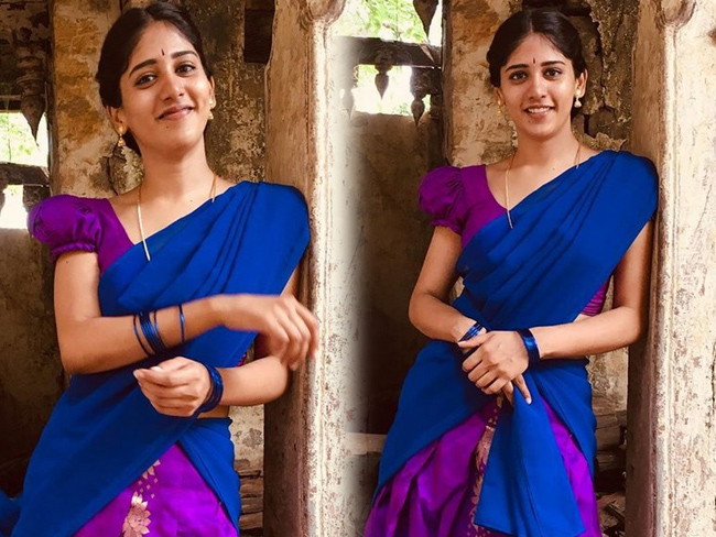 Chandini Chowdary Charming Clicks