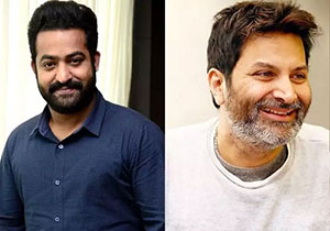 Trivikram is busy with NTR movie Script Work