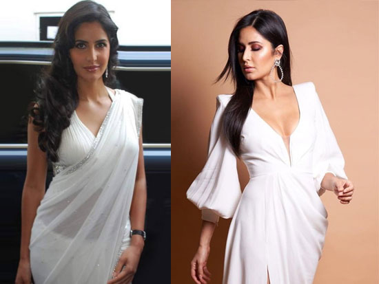 Katrina Kaif Beautiful in white dress