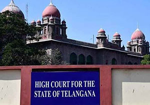 Lock Out for courts in telangana until September 5th