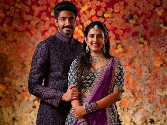 More Pics of Niharika Chaitanya Engagement