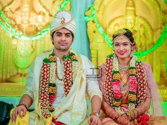 Photos Of Director Sujeeth Wedding