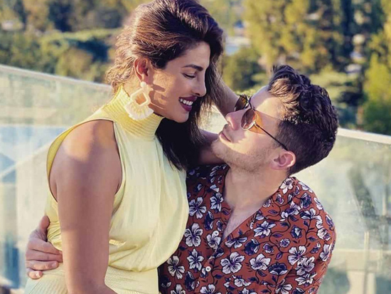 Priyanka Chopra And Nick Awesome Pics