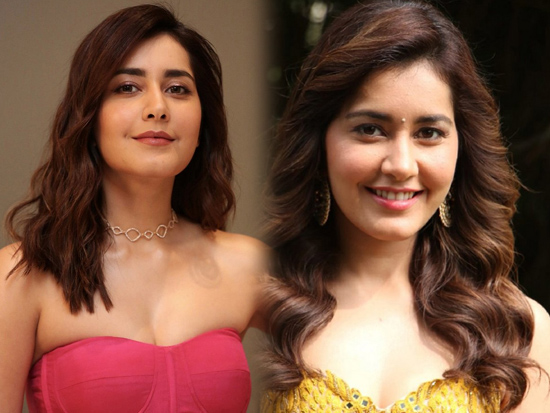 Raashi Khanna Throwback Memories