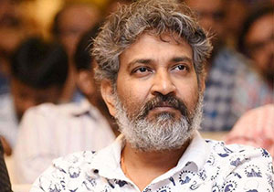 Rajamouli was at risk for the first time