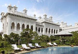 Rs 2 crore worth diamonds gold stolen as family busy with son reception at Falaknuma Palace