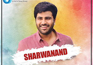Sharwanand Announced a movie with Asian Group
