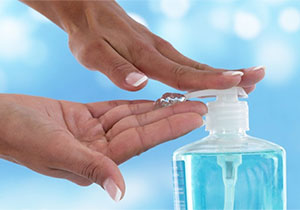 Survivors are dying with adulterated sanitizers