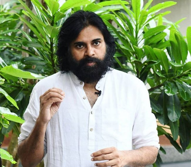 Pawan Kalyan Latest Photoshoot
