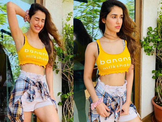 Disha Patani Latest Pictures