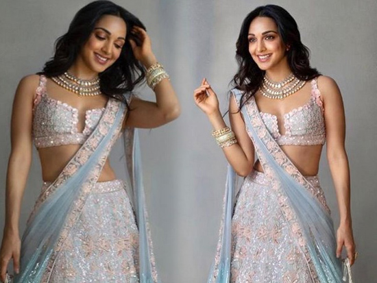 Kiara Advani Awesome Poses