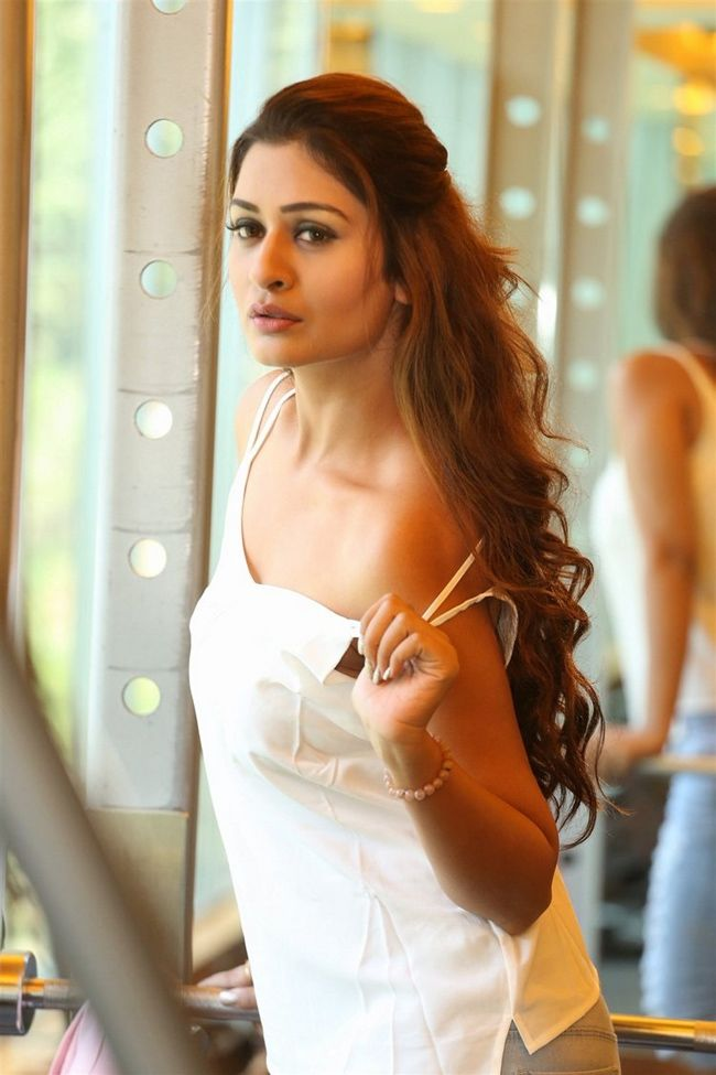 Payal Rajput Trendy Clicks