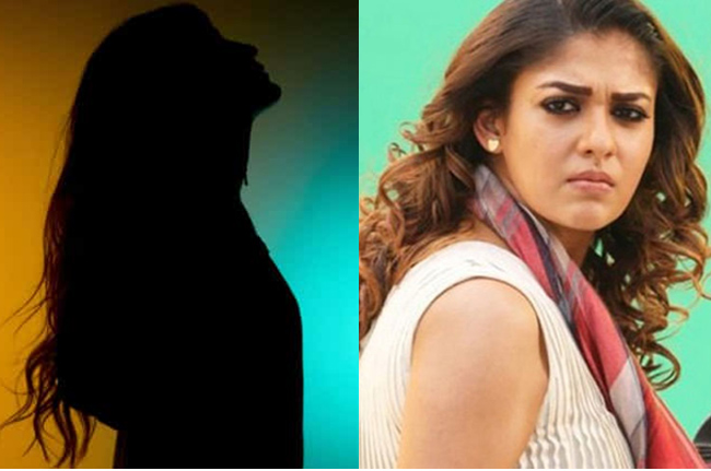 Another star heroine who will follow Nayan ?