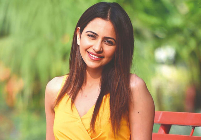 Rakul Preet Singh reacted on drugs issue