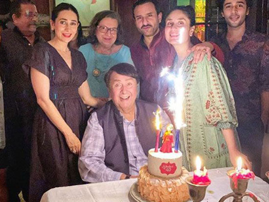 Kareena Kapoor 40th Birthday Celebrations
