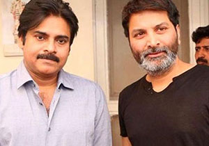 Pawan Kalyan and Trivikram combo on cards?