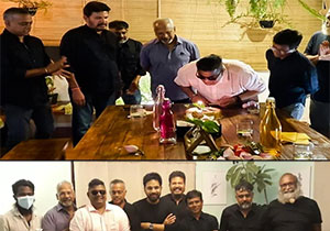Tamil Star Directors At Miskin Birthday