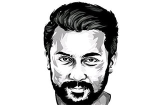 Suriya is constantly being attacked by some political class or other moderate class