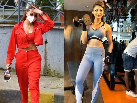 Urvashi Rautela Latest Instagram Images