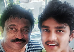 Dora Sai Teja Is Acting And Directing RGV Biopic First Part