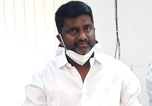 Secunderabad cantonment Board Vice President rama krishna Resigned to TRS