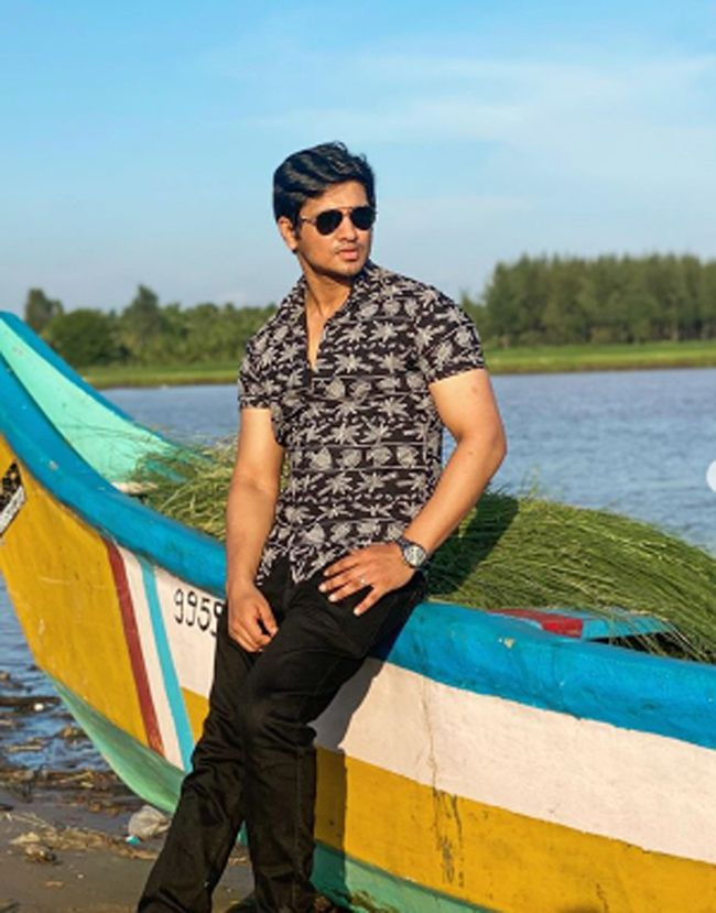 Nikhil Siddhartha Latest Photoshoot