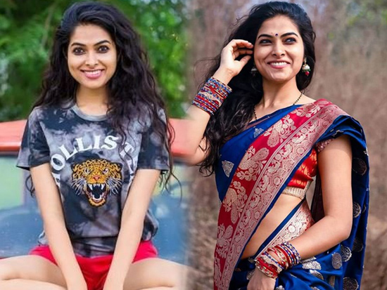 Bigg Boss Fame Divi Vadthya Beauty Looks