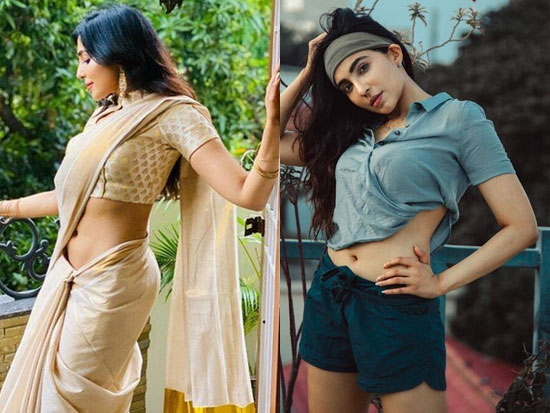 Parvathy Nair Latest Snaps