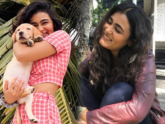 Shalini Pandey Smiling Photoshoot