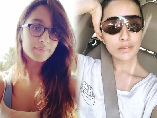 Shraddha Kapoor Looking Beautiful With Zero Makeup