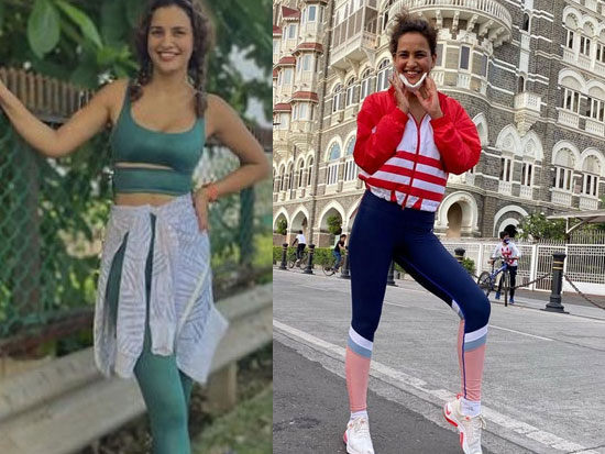 Aisha Sharma Enjoying Her Lifestyle