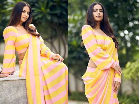 Avika Gor looking Beautiful with new stills in the photoshoot