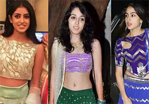 Bollywood Star Heroes Daughters Career In Dilemma After Sushant Death