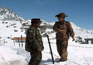Chinese soldier arrested in Indian territory