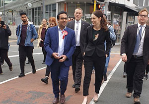 Indian to enter the New Zealand Parliament