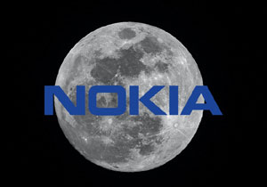 NASA-Nokia project can use mobile on the moon