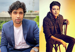 Young Heroes Making Movies Slow And Study